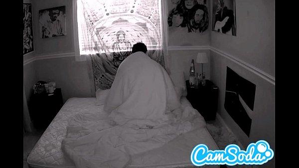 camgirl gets filmed fucking her boyfriend with night vision cam 12 min